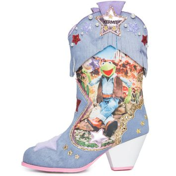 The Muppets x Irregular Choice She's Hip He's Hop Boot