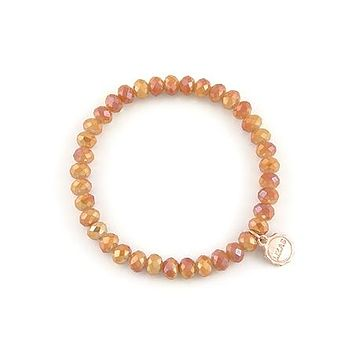 Nashville Dark Orange Bracelet