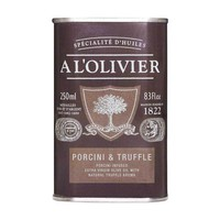 A L'Olivier Porcini and Truffle Infused Olive Oil, 8.3 fl oz (250 ml)