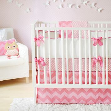 New Arrivals Zig Zag Baby in Pink Sugar