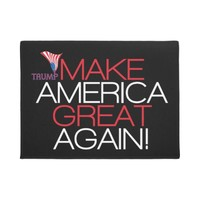 Make America Great Again! Doormat