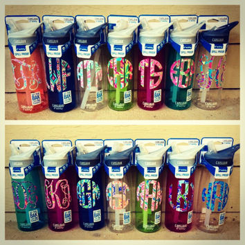 Personalized Camelbak Water Bottle