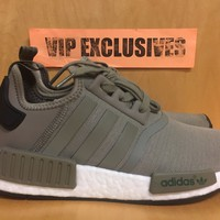 Adidas NMD R1 Olive Trace Cargo Trail 3M Nomad Runner Originals BA7249 LIMITED