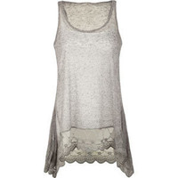 BB DAKOTA Slub Knit Tank 190664130 | clothing | Tillys.com