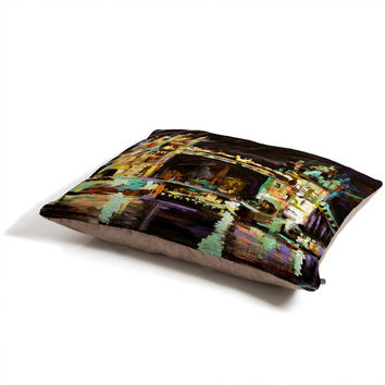 Ginette Fine Art Tower Bridge London Pet Bed