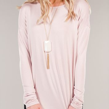Color Me Blush Top