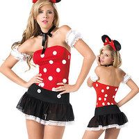 Role-playing games uniforms temptation lingerie = 4427616644