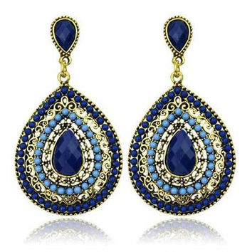 Mediterranean Drop Earrings