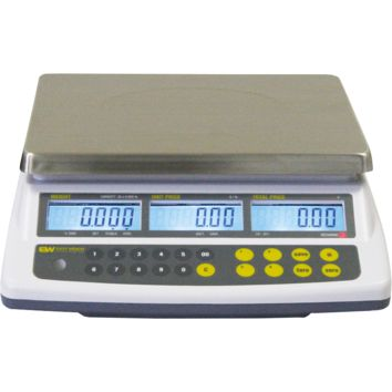 Commercial 60 Lb. Price Computing Scale Easy Weigh