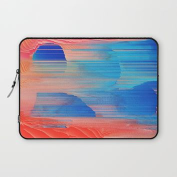 Hot n' Cold Laptop Sleeve by Ducky B