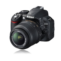 Nikon D3100 14.2 MP Digital SLR Camera with Nikon 18-55mm AF-S DX VR Lens Kit