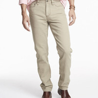 Men's Signature Canvas Five-Pocket Pants, Slim Straight | Free Shipping at L.L.Bean