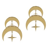 Ellie Vail Sarah Crescent Earrings | Nordstrom