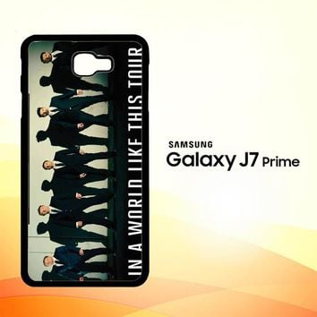 Backstreet Boys BSB Z0125 Samsung Galaxy J7 Prime Case