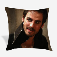 once upon a time captain hook pillow case Once upon a time duvet cover ouat queen king full by canispicta once upon a time throw pillow television show unicorn graphic decor cover tv pop culture fairy tale mythical purple magenta equine fun captain swan hair bow by abowtiqueshop on etsy emma swan captain hook ouat once upon a time.