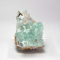 Blue Green Smithsonite Kelly Mine Botryoidal Mineral Specimen
