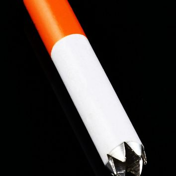 Small Metal Cigarette Bat with Teeth - MP150