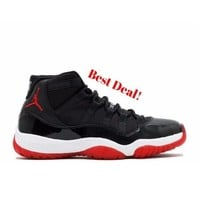 Best Deal Air Jordan 11 Retro Hi Bred 2012 Men Sneakers Women Basketball Shoes