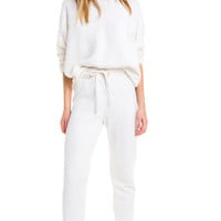 Quilted Jersey Jack Jogger - Wildfox