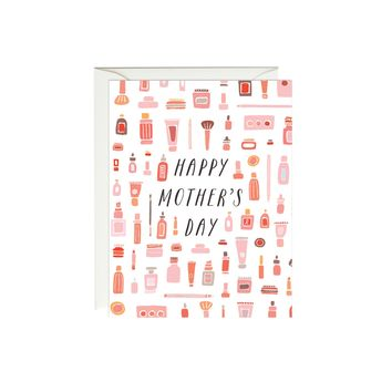 Mother's Day Cosmetics Card