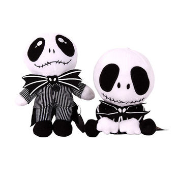 MIni Count Jack Toys Kids Plush Stuffed Toys Jack Plush Toy 20cm Stand And Sit In Stock