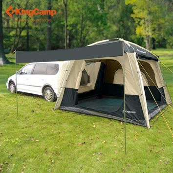 5-Person 4 Season SUV Car Tent