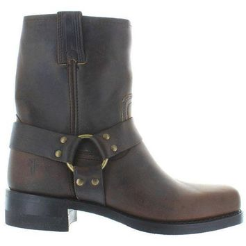 Frye Boot Harness 8r   Gaucho Leather Harness Boot