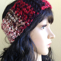 Crochet Ear Warmer - Fits Adult/Teen/Women