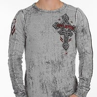 Affliction Sentient Reversible Thermal Shirt