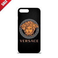 Top sale!!!Versace.01 Wood Logo Fit Hard Case For iPhone 6 6s 7 8 Plus X Cover +