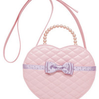 Heart-shaped bag 2WAY Mill | KERA SHOP [Kera!  Shop]