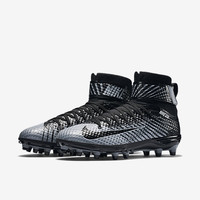 The Nike Lunarbeast Elite TD Men's Football Cleat.