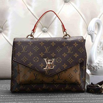 Louis Vuitton LV Women Fashion Tote Crossbody Satchel