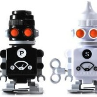 Suck UK Salt and Pepper 'Bots