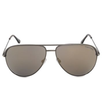 938e89dae15 Tom Ford Erin Aviator Sunglasses FT0466 13C 59