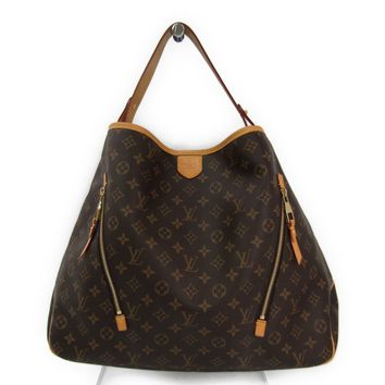 Louis Vuitton Monogram Delightful GM M40354 Women's Shoulder Bag Monogr BF314989