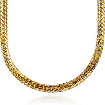 Jewelry Stylish Shiny Gift New Arrival Hip-hop Chain Necklace [10529028419]