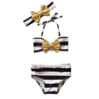 Golden Age Baby Girl Swimsuit