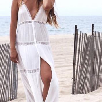 Crystal Cove Maxi Dress