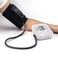 Home Health Care Digital Upper Arm Blood Pressure And Heart Rate Monitor