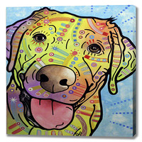 Epic Art 102869C Sunny by Dean Russo: 18 x 23 Giclee Canvas