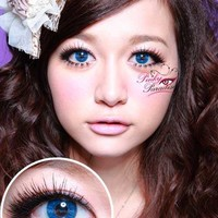 GBT Blue (Aqua) - Colored Contacts & Circle Lenses | PinkyParadise