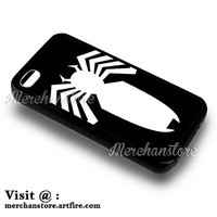 Venom Spider Logo iPhone 4 or 4S Case Cover