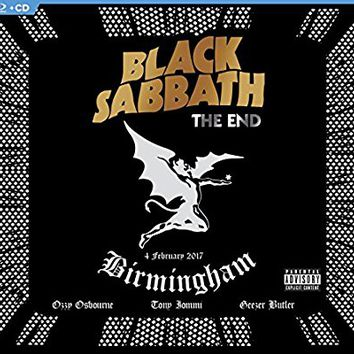 Black Sabbath: The End PA