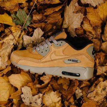 spbest Nike Air Max 90 Winter Premium GS 943747-700 9bde1f3a3