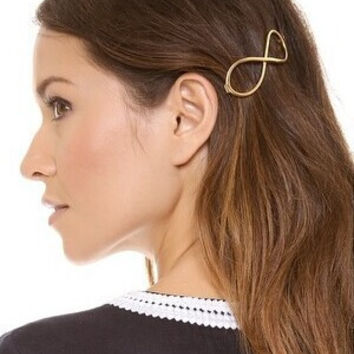 Women's Hair Wear Fashion Infinity Hairpins