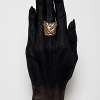 American Eagle Ring | Coyote Negro
