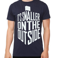 Doctor Who Smaller On The Outside T-Shirt | Hot Topic