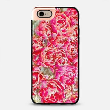 flowers for you iPhone 6 case by Julia Grifol Diseñadora Modas-grafica | Casetify