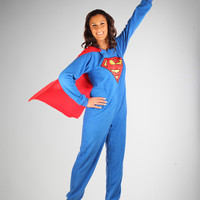 Blue Rubber Duck Footed Pajamas With Drop From Pajamacity Com